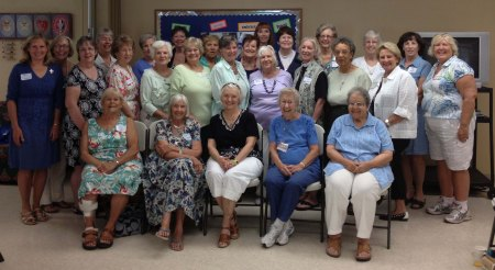 Daughters of the King Diocesan Meeting