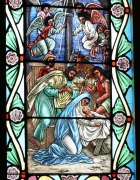 St. Philip's Nativity Window