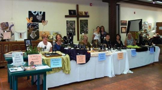 jewelry class display