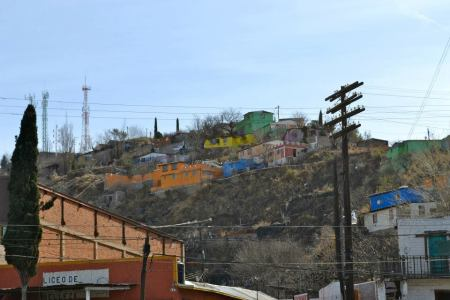 Nogales houses