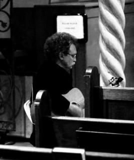 Vigil musician