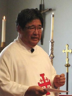 The Rev. Canon John Kitagawa