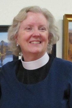 The Rev. Leah Sandwell-Weiss