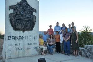 group at Banamichi