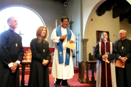Verger commissioning