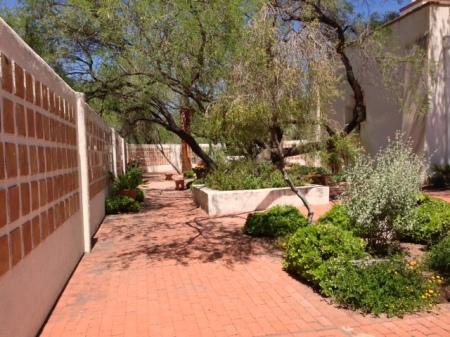 Columbarium Garden