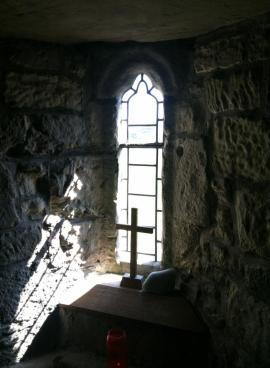 chapel at Iona