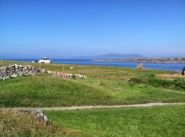 fields at Iona