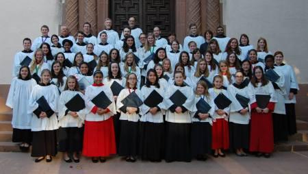 RSCM girl choristers