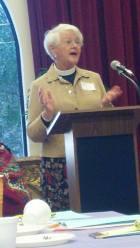 The Rev. N. Jean Rogers