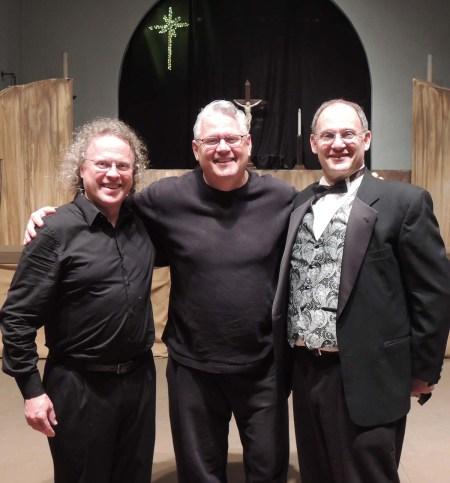 Tom Cockrell, Kevin Justus, David Alexander Johnston