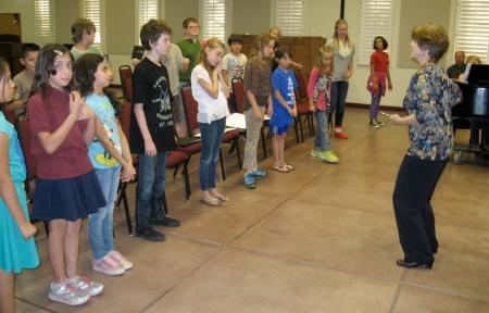 asmp choir