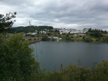 Portomarin Reservoir