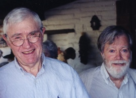 Dean Nelson and Bob Renouf