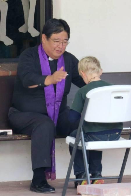 solemn confession