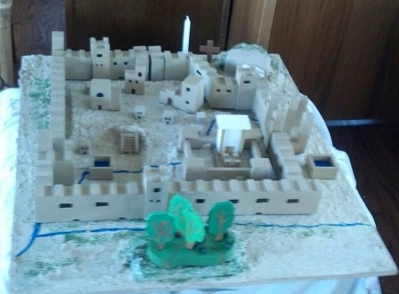 3D map of Jerusalem