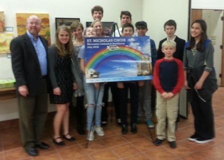 residency fundraising kids