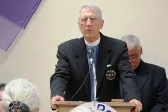 The Rev. Paul Buckwalter