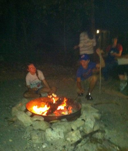 choir campfire 2