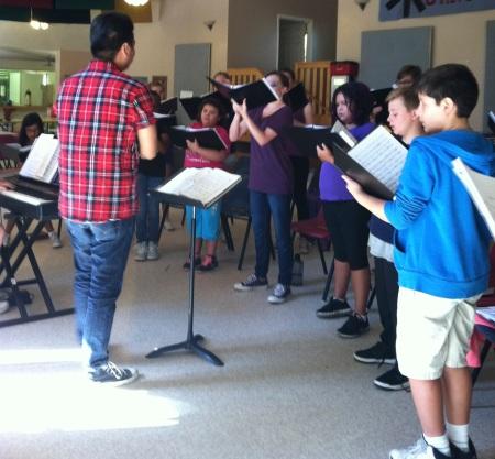 choir rehearsal 2