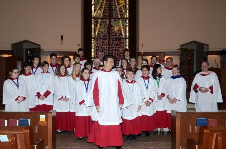 St. Philip's in the Hills Schola Cantorum