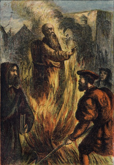 cranmer-burning